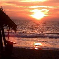 Отель Lanta Island Resort пляж