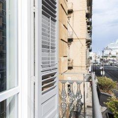 Отель Palermo In Suite Aparthotel Shs балкон