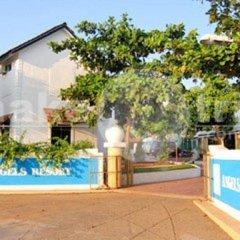 Отель Angels Resort Гоа бассейн