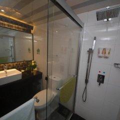 Отель Shenzhen Kaili Hotel Китай, Шэньчжэнь - отзывы, цены и фото номеров - забронировать отель Shenzhen Kaili Hotel онлайн ванная