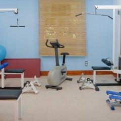 GHT Balmes, Hotel, Aparthotel & SPLASH фитнесс-зал
