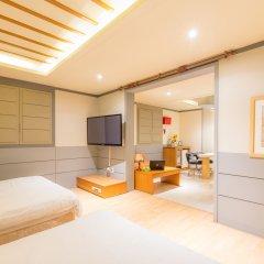 The Evelyn Dongdaemun Hotel комната для гостей