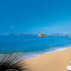 Panoramic Hotel Acapulco пляж фото 2