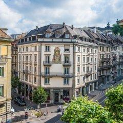 Отель Scheuble Hotel Швейцария, Цюрих - отзывы, цены и фото номеров - забронировать отель Scheuble Hotel онлайн