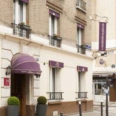 Отель Hôtel de Bellevue Paris Gare du Nord спортивное сооружение