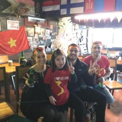 Thuy Duong Ha Long Hotel - Hostel гостиничный бар