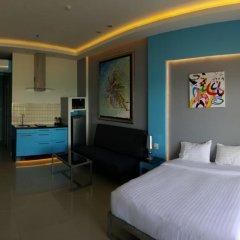 Отель Boomerang Rooftop комната для гостей фото 3