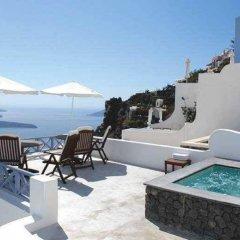 Отель Gorgona Villas Греция, Остров Санторини - отзывы, цены и фото номеров - забронировать отель Gorgona Villas онлайн бассейн