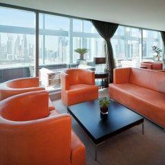 Отель Jumeirah Living - World Trade Centre Residence интерьер отеля