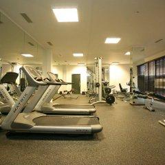 Отель Perun Lodge Банско фитнесс-зал