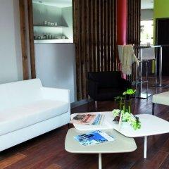 Отель Dock Ouest Residence Франция, Лион - отзывы, цены и фото номеров - забронировать отель Dock Ouest Residence онлайн комната для гостей фото 3