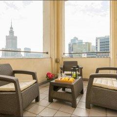 Отель P&O Apartments Marszalkowska Польша, Варшава - отзывы, цены и фото номеров - забронировать отель P&O Apartments Marszalkowska онлайн комната для гостей фото 2