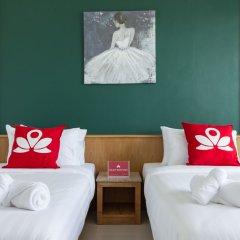 Отель ZEN Rooms Takua Thung Road Таиланд, Пхукет - отзывы, цены и фото номеров - забронировать отель ZEN Rooms Takua Thung Road онлайн комната для гостей фото 3