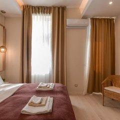 Отель FM Luxury 1-BDR Apartment - Sofia Dream Desert Болгария, София - отзывы, цены и фото номеров - забронировать отель FM Luxury 1-BDR Apartment - Sofia Dream Desert онлайн комната для гостей фото 2