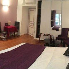 Hotel Paris Gambetta Париж комната для гостей фото 5