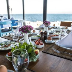 Maya Bistro Hotel Beach питание фото 3