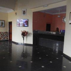 Calabar Grand Hotel Калабар интерьер отеля