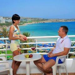 Okeanos Beach Hotel балкон