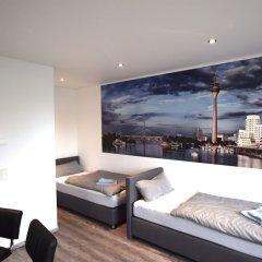 Отель Ferienwohnung Düsseldorf комната для гостей фото 5