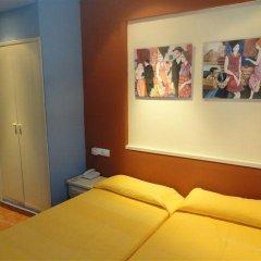 Отель Hostal Los Caracoles комната для гостей фото 2