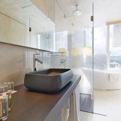 Отель The Plaza Tirana ванная