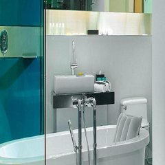 Отель Maya Kuala Lumpur Малайзия, Куала-Лумпур - 6 отзывов об отеле, цены и фото номеров - забронировать отель Maya Kuala Lumpur онлайн ванная
