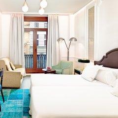 Отель H10 Villa de la Reina Boutique Hotel Испания, Мадрид - отзывы, цены и фото номеров - забронировать отель H10 Villa de la Reina Boutique Hotel онлайн комната для гостей