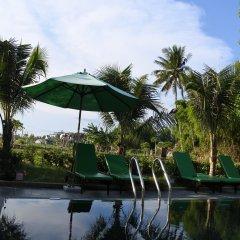 Отель Hoi An Osaka Riverside Villa & Spa бассейн