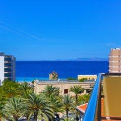 Отель Rodian Gallery Hotel Apartments Греция, Родос - 1 отзыв об отеле, цены и фото номеров - забронировать отель Rodian Gallery Hotel Apartments онлайн пляж фото 2