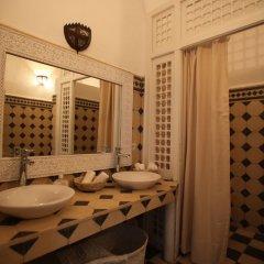 Отель Riad Senso Марокко, Рабат - отзывы, цены и фото номеров - забронировать отель Riad Senso онлайн ванная