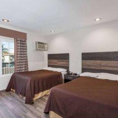 Отель Travelodge by Wyndham Rosemead США, Роузмид - отзывы, цены и фото номеров - забронировать отель Travelodge by Wyndham Rosemead онлайн комната для гостей фото 4