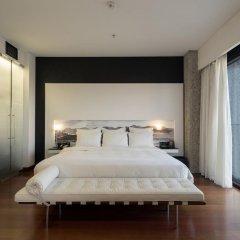 Отель Hilton Madrid Airport комната для гостей фото 5