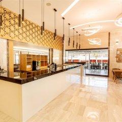 Отель Rhodos Horizon City Родос интерьер отеля фото 3