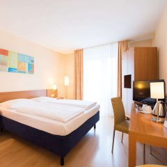 Отель Comfort Hotel Am Medienpark Германия, Унтерфёринг - отзывы, цены и фото номеров - забронировать отель Comfort Hotel Am Medienpark онлайн комната для гостей фото 3