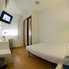 Hotel Centro Vitoria hcv комната для гостей фото 2