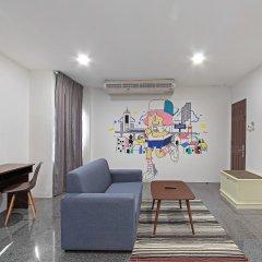 Отель D Varee Xpress Pula Silom комната для гостей фото 2