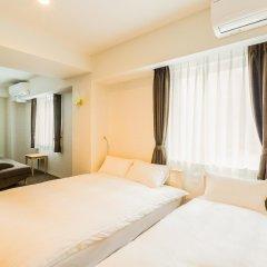 Hotel Ninestates Hakata Порт Хаката комната для гостей