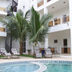 Wavecrest Hotel Gambia- Apartments in Serrekunda, Gambia from 97$, photos, reviews - zenhotels.com pool