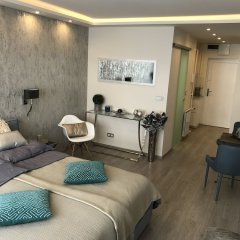 Апартаменты Dfive Apartments - Danube Corso спа
