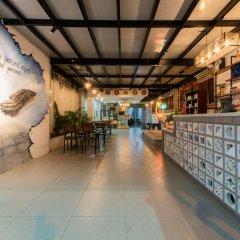 Отель Megi Homestay Нячанг гостиничный бар