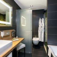 Отель NH Frankfurt Messe ванная фото 2