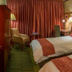 Отель Peermont Walmont - Gaborone Ботсвана, Габороне - отзывы, цены и фото номеров - забронировать отель Peermont Walmont - Gaborone онлайн комната для гостей фото 2