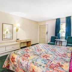 Отель Days Inn Arlington США, Арлингтон - отзывы, цены и фото номеров - забронировать отель Days Inn Arlington онлайн комната для гостей фото 3