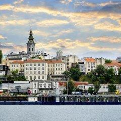 Отель Boutique Hotel Townhouse 27 Сербия, Белград - 1 отзыв об отеле, цены и фото номеров - забронировать отель Boutique Hotel Townhouse 27 онлайн приотельная территория фото 2