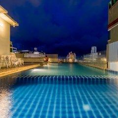 Отель Hallo Patong Dormtel And Restaurant Патонг бассейн фото 2
