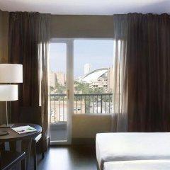 Отель Medium Valencia Испания, Валенсия - 3 отзыва об отеле, цены и фото номеров - забронировать отель Medium Valencia онлайн комната для гостей фото 3