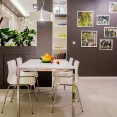 Апартаменты Mojito Apartments - Botanica питание фото 2