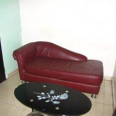 Marvel Hotel & Suites LTD сейф в номере