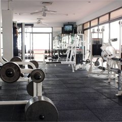 Отель Camino Real Airport Мехико фитнесс-зал фото 2