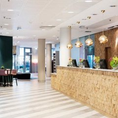 Отель Scandic Crown Швеция, Гётеборг - отзывы, цены и фото номеров - забронировать отель Scandic Crown онлайн интерьер отеля фото 2